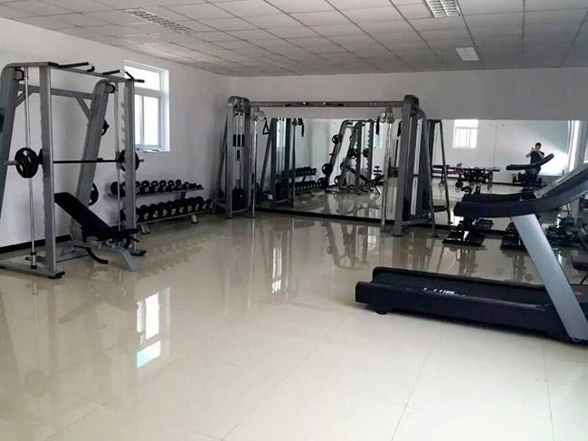 北京健身俱乐部案例