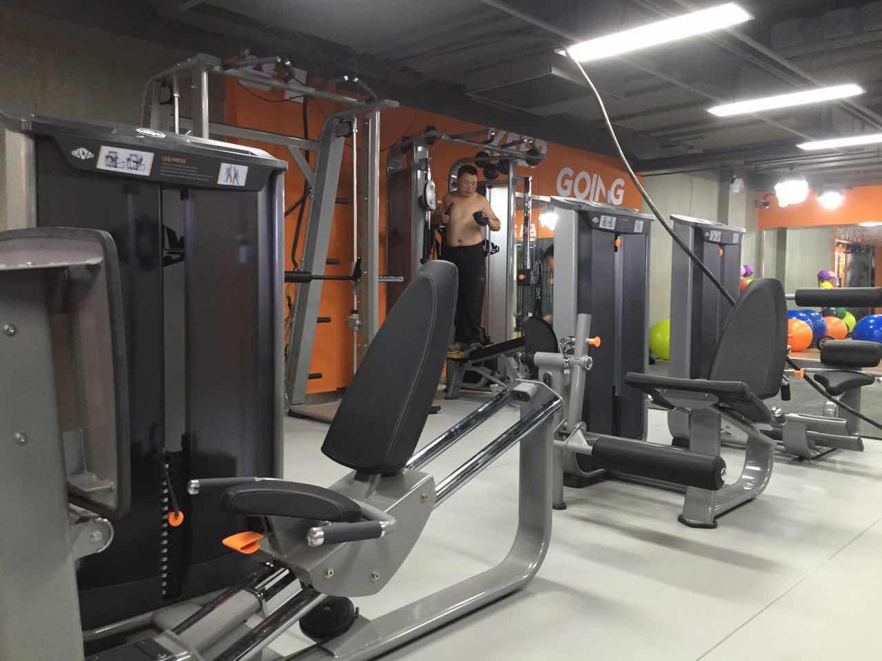 北京小熊快跑健身俱乐部案例