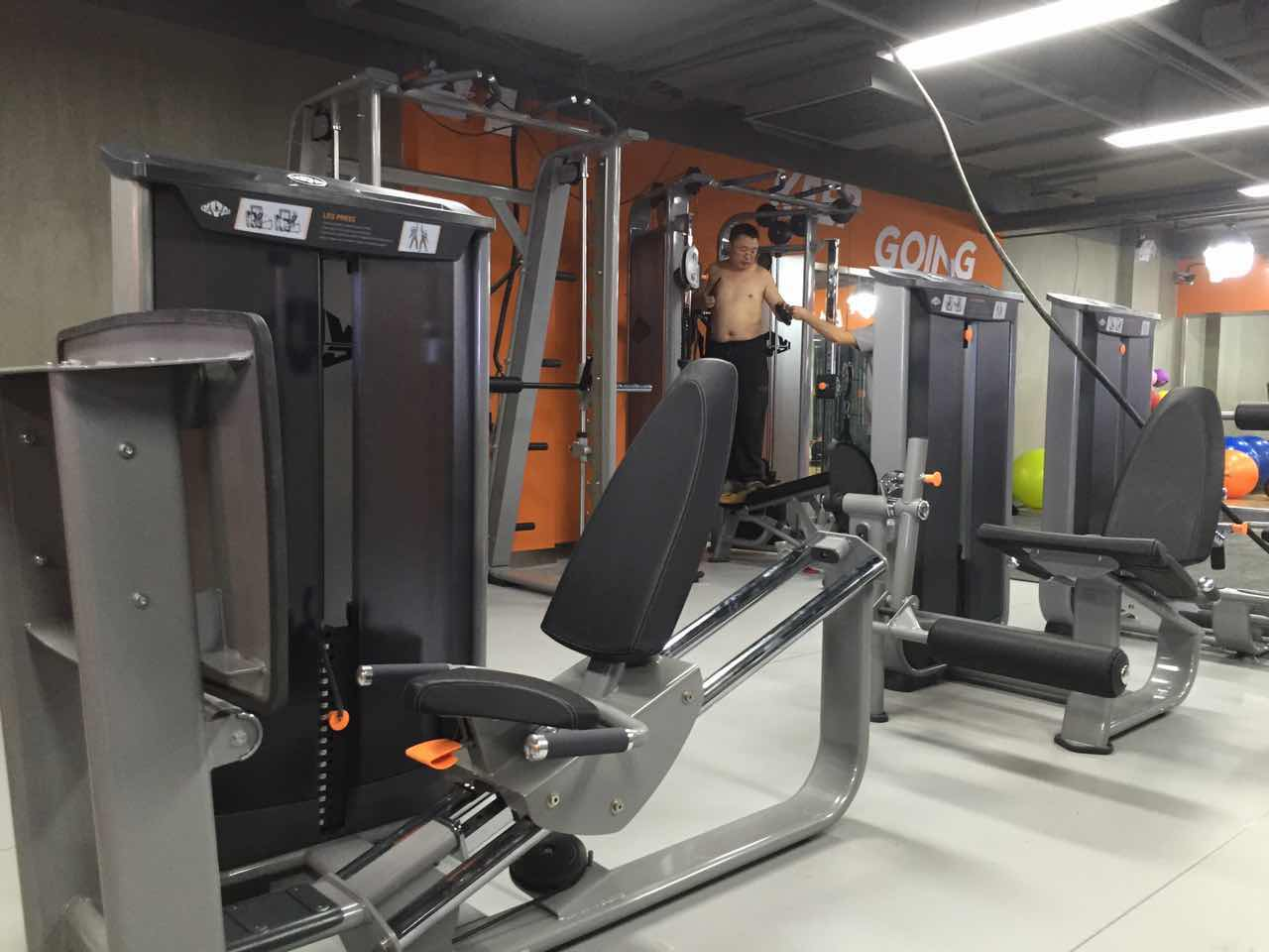 vita commerical gym equipment