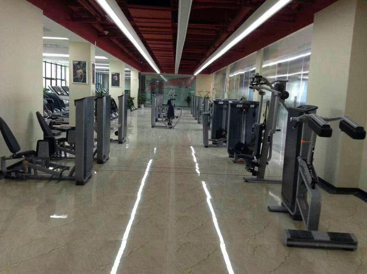 重庆健身房案例