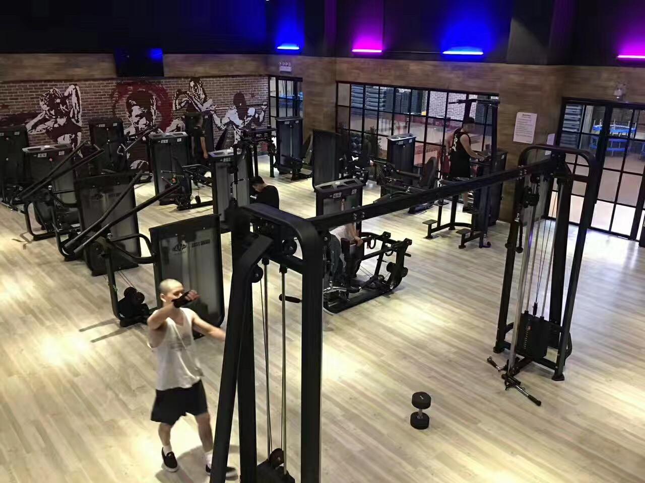 杭州健身房案例