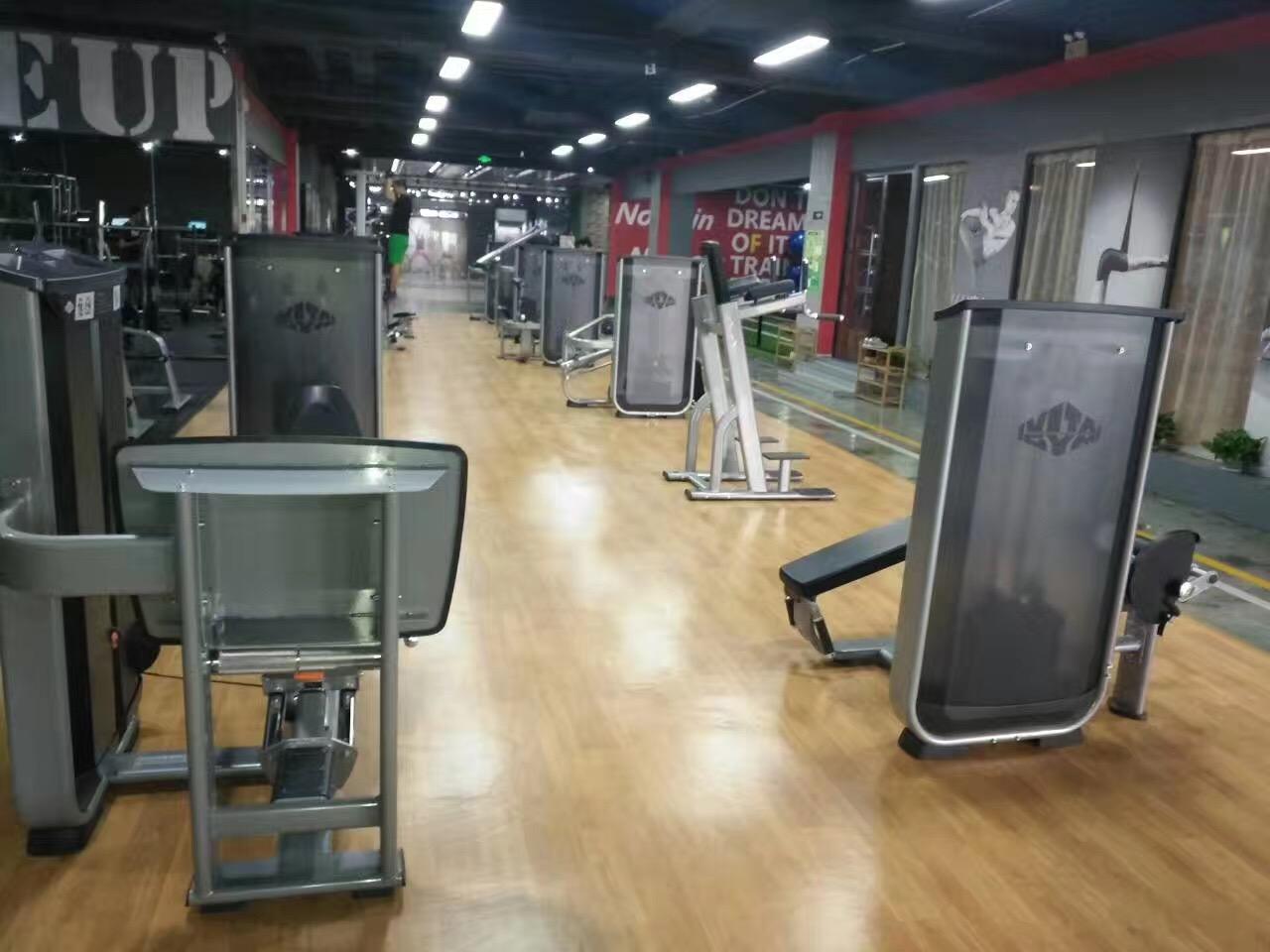 武汉健身房案例