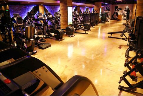 杭州健身俱乐部案例