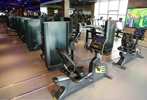 湖州健身俱乐部案例