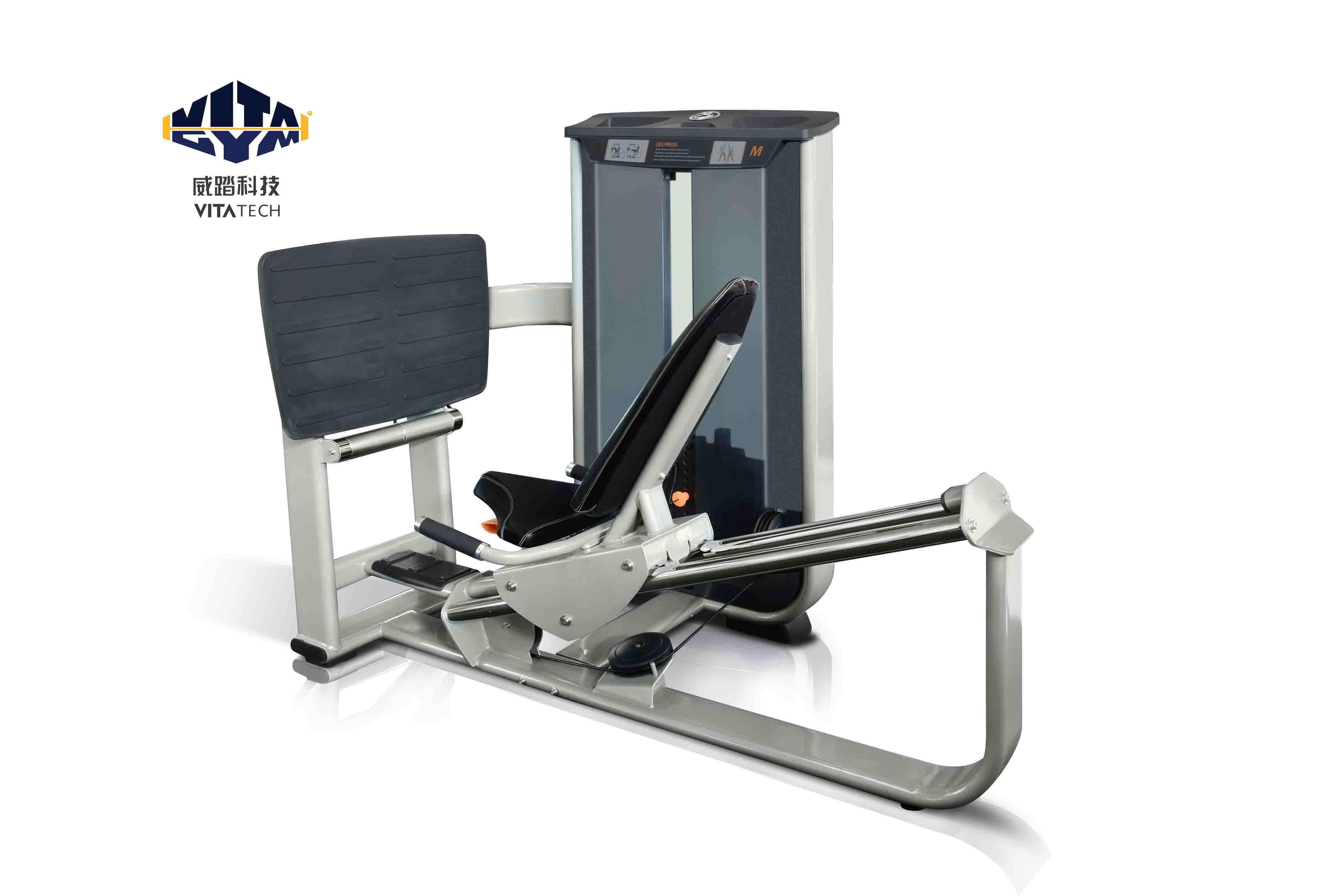 坐式蹬腿训练机