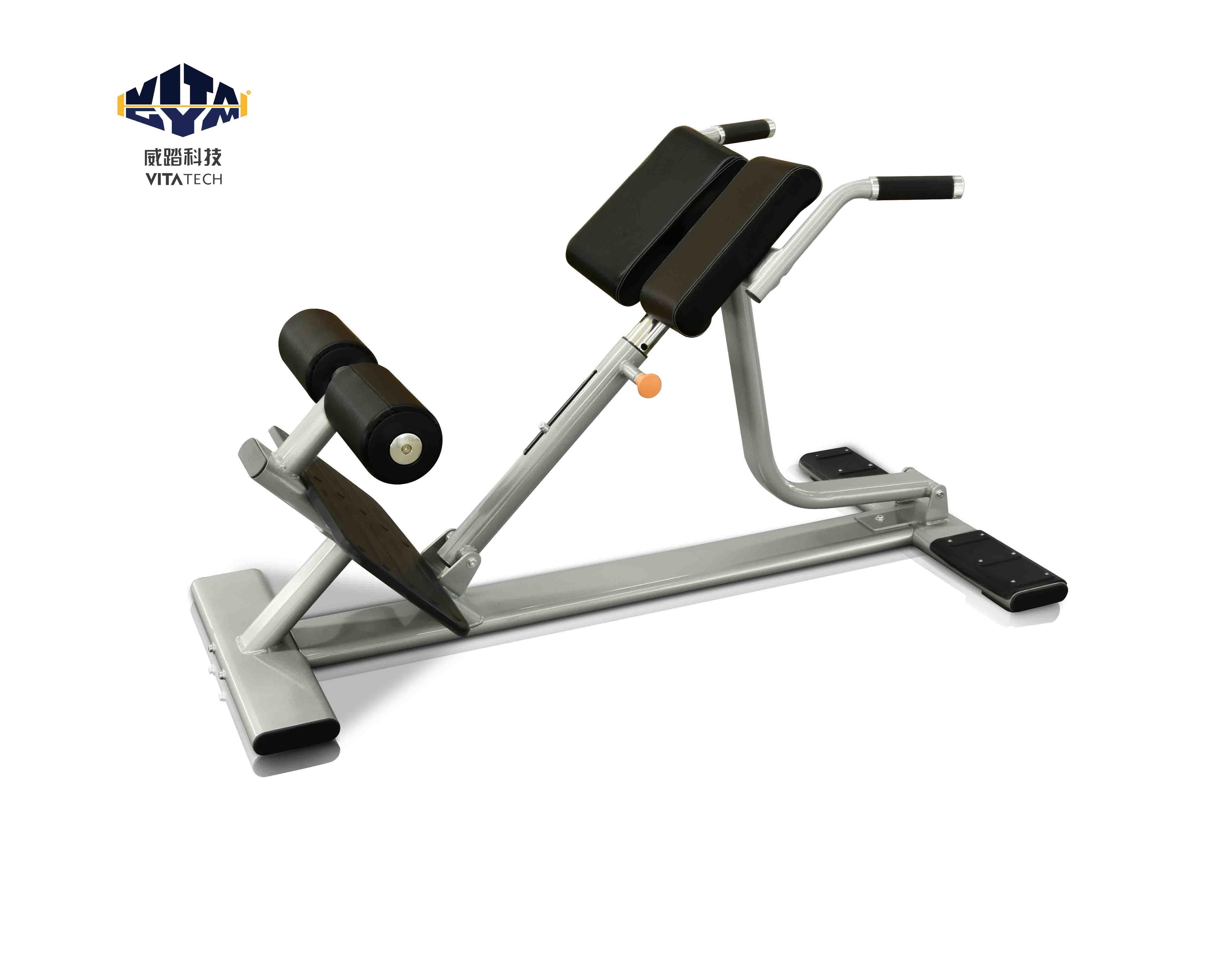 45度背肌伸展训练椅