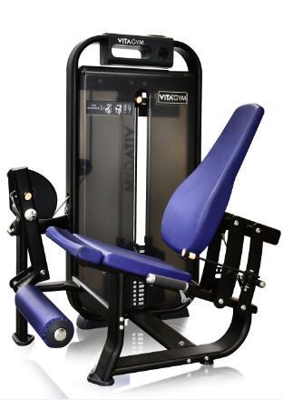 坐式踢腿训练机