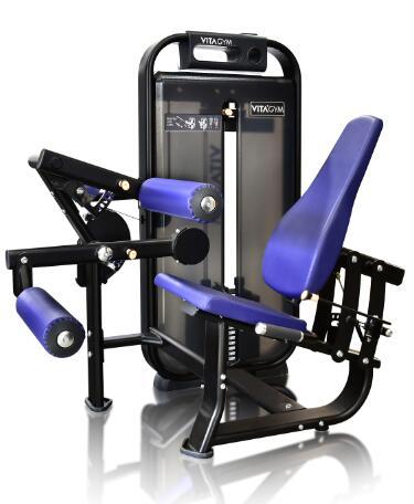 坐式曲腿训练机